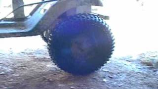 Download How to: Bigger tires on a lawn mower Video