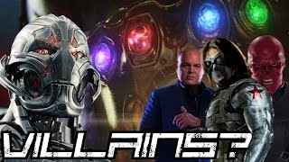 Download Where Are the Villains of the Marvel Cinematic Universe? Video