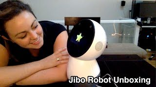 Download Jibo Unboxing - Sept 22, 2017 (Finally!) Video