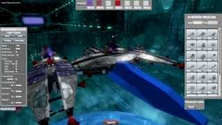Download Kinetic Void - Build 3d Spaceships..... With Guns! Video