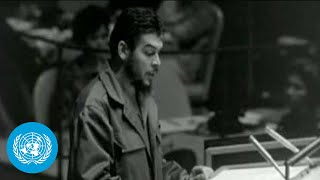 Download Statement by Mr. Che Guevara (Cuba) before the United Nations General Assembly on 11 December 1964 Video
