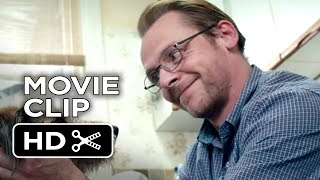 Download Absolutely Anything Movie CLIP - Biscuits (2015) - Simon Pegg, Robin Williams Movie HD Video