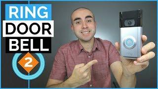 Download Ring Doorbell 2 Review & Video Footage - Best Doorbell Camera? Video