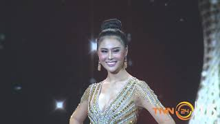 Download Miss Universe Thailand 2018 preliminary 2017 - Evening Gown Video