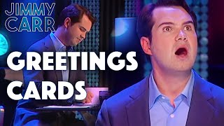 Download Jimmy Writes Greetings Cards | Jimmy Carr: Comedian Video