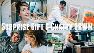 Download SURPRISE GIFT & CHATTY GRWM Video