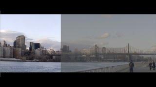 Download Panasonic V-Log L vs. Cinelike D - Side by Side Comparisons Video
