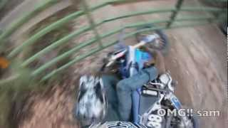 Download Epic Dirtbike Fail Compilation 2012 Video