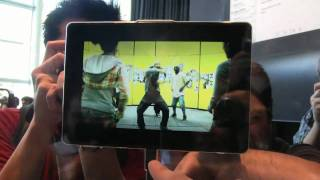 Download BlackBerry Playbook ″Hands On″ and first Impressions Video