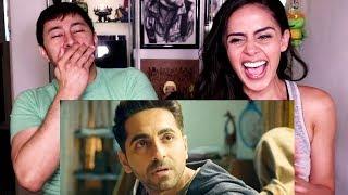 Download BADHAAI HO | Ayushmann Khurrana | Sanya Malhotra | Trailer Reaction! Video