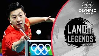 Download Why China's Dominance in Table Tennis is Unmatched at the Olympics | Land of Legends Video