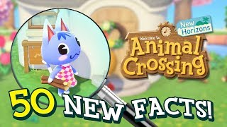 Download 50 NEW Facts About Animal Crossing New Horizons on Switch Video