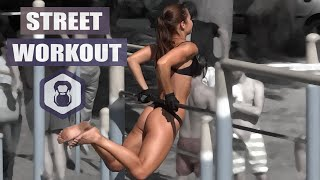 Download CRAZY STREET WORKOUT MONSTERS / CALISTHENICS MOMENTS IN UKRAINE Video