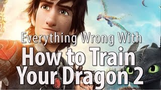 Download Everything Wrong With How to Train Your Dragon 2 Video