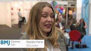 Download BMJ Careers Fair - past delegate Video