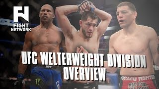 Download UFC's Welterweight Division Overview: Cerrone vs. Masvidal, Nick Diaz & More Video