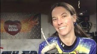 Download How To Weld A Middle Finger Keychain Skeleton Bone Welding Project With BarbieTheWelder Video
