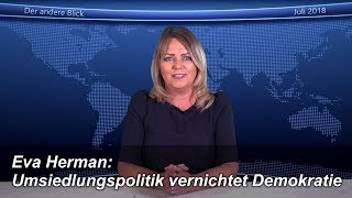 Download Eva Herman: Umsiedlungspolitik vernichtet Demokratie Video