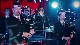 Download Мега Эпическое исполнение Рок каверов на волынках - живой звук Video