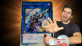 The New Yugioh Mechanic is HERE !!! Meet Link Summoning and Link