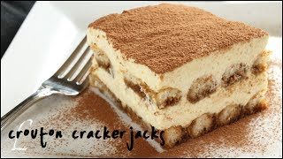 Download How to Make Tiramisu!! Classic Italian Dessert Recipe Video