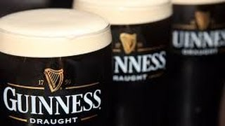 Download #216 Guinness Draught Can 4.1% IRELAND Video