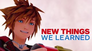 Download 5 New Things We Learned About Kingdom Hearts 3 Video