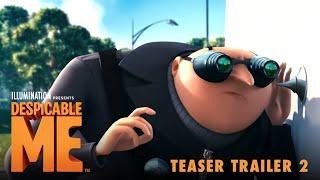 Download Despicable Me - Teaser Trailer #2 Video