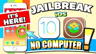 Download iOS 10 - 10.2 JAILBREAK (NO COMPUTER) on iPhone, iPad, iPod (Jailbreak iOS 10 Without Computer!!!) Video