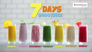 Download Nutri-blend 7 Days 7 Smoothies Video