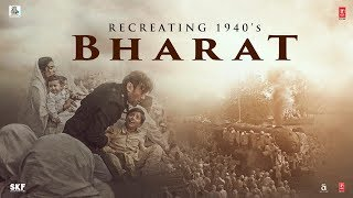 Download Making Of Bharat 1940 | Bharat | Salman Khan | Movie Releasing On 5 June 2019 Video