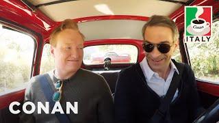 Download Conan & Jordan Schlansky's Italian Road Trip Video