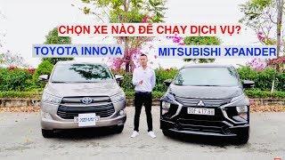 Download ″THÁNH″ Innova đấu với Mitsubishi XPANDER - thua hay thắng? | XEHAY Video