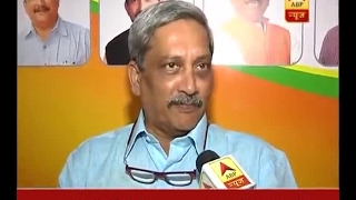 Download Goa knows what AAP did in Delhi, says Manohar Parrikar stressing on BJP is way ahead in up Video