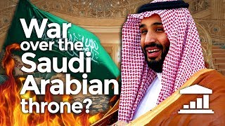 Download Fight Over the SUCCESSION in Saudi Arabia? - VisualPolitik EN Video