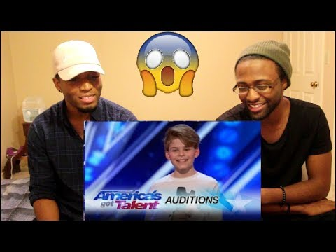 America's Got Talent 2017 Merrick Hanna 12 Year Old's Captivating Dance Performance (REACTION)