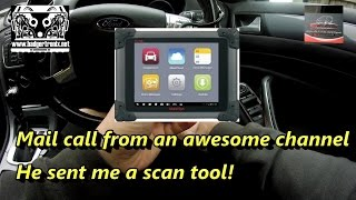 Download Scantool in the Mail - yes really! Video