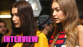 Download Gigi Hadid: Bella Steals All My Clothes! - INTERVIEW Video