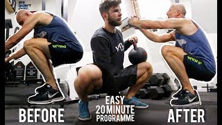 Download IMPROVE YOUR SQUAT MOBILITY: TOP 4 SPECIFIC STRETCHES Video