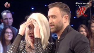 Download ΜΠΡΑΒΟ ΡΟΥΛΑ - Η έκπληξη του Αργύρη Αγγέλου στη Ρούλα Κορομηλά που την έκανε να κλάψει. Video