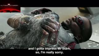 Download Captain America: Civil War ALL SPIDER-MAN Scenes HD Video