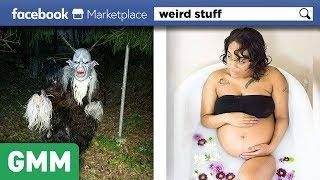Download Weirdest Facebook Marketplace Items (GAME) Video
