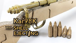 Download Shell Ejecting | How To Make Cardboard Gun Video