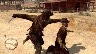 Download Sly Gameplay - Red Dead Redemption Best Moments Compilation Vol.10 (Physics/Animations) Video