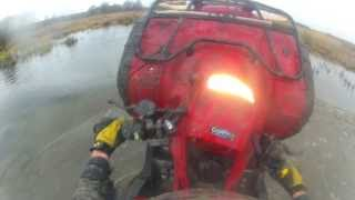 Download ATV Mudding GoPro (HD) Honda trx 500 Video