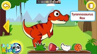 Download Dinosaur planet   Trò chơi khủng long bạo chúa baby panda Video