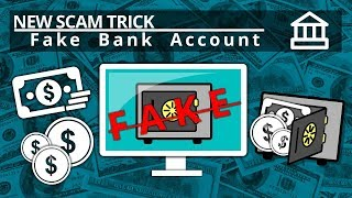 Download Tech Scammers Shows His Fake Bank Account! Video