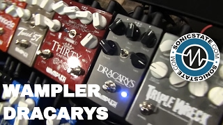 Download NAMM 2017: Wampler Pedals Dracarys and Bravado Video