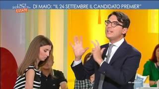 Download Gasparri: Di Maio non conosce i congiuntivi e Di Battista crede che auschwitz è il cane di ... Video