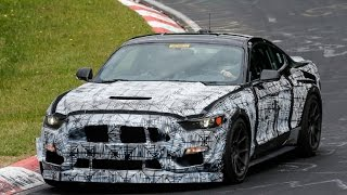 Download 2018 - 2019 Shelby Mustang GT 500 Spied on Road Test || Exhaust Sound Video